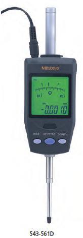 DIGIMATIC Superior multi-funkciós ID-H mérőóra, 30,4 mm 543-561D