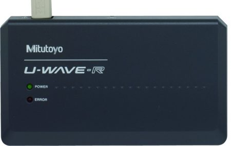 Mitutoyo U-WAVE-R vevő egység 02AZD810D