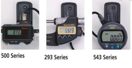 Mitutoyo U-WAVE-T adó tartó, tolómérőhöz, mikrométerhez és mérőórához  02AZE200