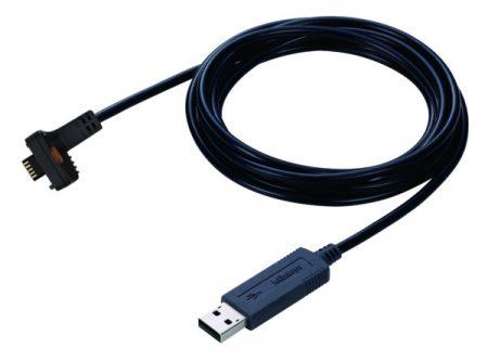 Mitutoyo USB jelkábel adatgombbal (2m) (pl. IP-67 tolómérő ) 06AFM380A