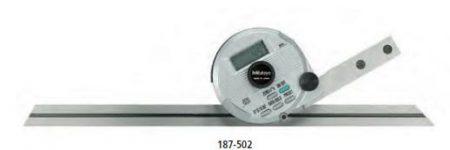 Mitutoyo Digimatic univerzális szögmérő 300mm 187-502