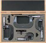 Mitutoyo Mikrométer készlet számlálóval  0-75mm 193-901