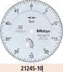 Mitutoyo Mérőóra (metrikus) 2124S-10