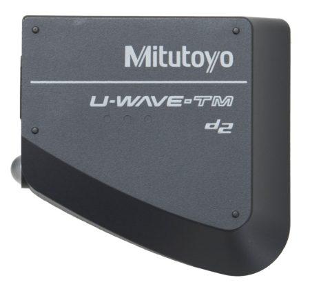 Mitutoyo U-WAVE fit 264-623, adó egység HŰTŐFOLYADÉK ELLENÁLLÓ (IP67) Mikrométer (LED, hang)  Mitutoyo U-Wave-TM
