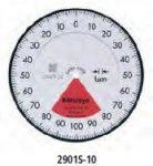 Mitutoyo Mérőóra 1 körülfordulással (metrikus) 2901S-10