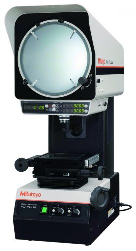 Mitutoyo PJ-PLUS Mérőprojektor PJ-P2010A, XY asztal: 100x100mm 302-801-10