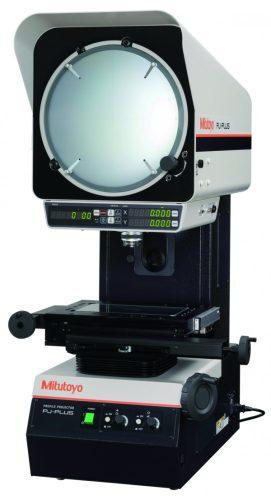Mitutoyo PJ-PLUS Mérőprojektor PJ-P2010A, XY asztal: 200x100mm 302-802-10