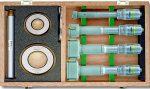 Mitutoyo Analóg HOLTEST 3-ponton mérő furatmikrométer 20-50mm 368-913