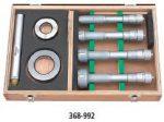 Mitutoyo Holtest 3-pontonmérő furatmikrométer készletben (edzett acél) 20-50mm  368-992