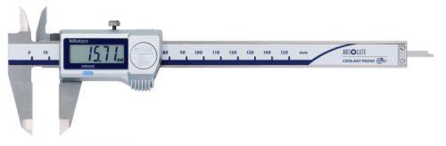 Mitutoyo DIGIMATIC tolómérő IP-67 védelemmel 150/0,01 IP-67 ABS (c)  500-706-20