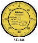 Mitutoyo Szögtapintós Mérőóra, 20°-ban döntött típus 513-444T