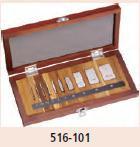 Mitutoyo Acél mérőhasáb készlet 516-107-10