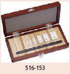 Mitutoyo Kerámia mérőhasáb készlet 516-185-60