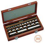 Mitutoyo Acél mérőhasáb készlet (metrikus) Kalibrálási bizonyítvánnyal 516-964-60