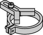 Mitutoyo Levehető szögütköző gyors és biztonságos munkadarab pozícionáláshoz a mérőgépen, Ø 8 - 16 mm 902798