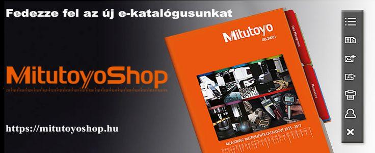 Mitutoyo eBook Catalogue